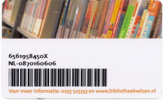 isil barcode