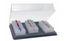 Kaarten houder tray Evolis